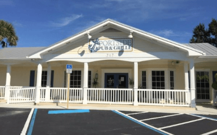 Portside Pub and Grill in Sebastian, FL