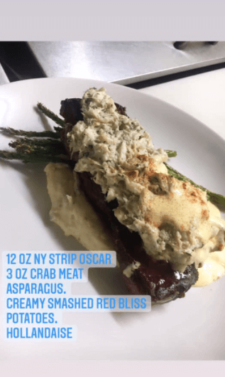 Edgewood Eatery, a steakhouse in Vero Beach