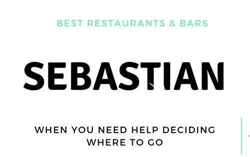 BEST IN SEBASTIAN, FL Restaurants, Bars & Live Music
