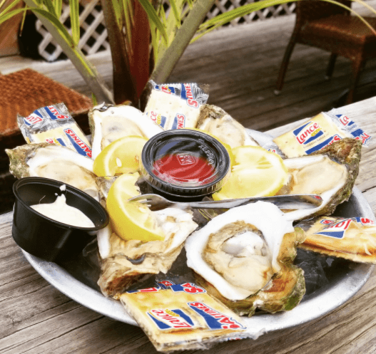 Rusty's Seafood and Oyster Bar in Cape Canaveral, FL