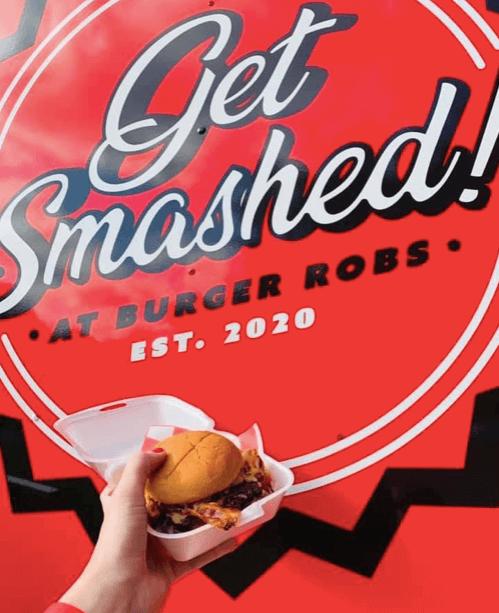 BurgerRobs Food Truck near Titusville & Rockledge