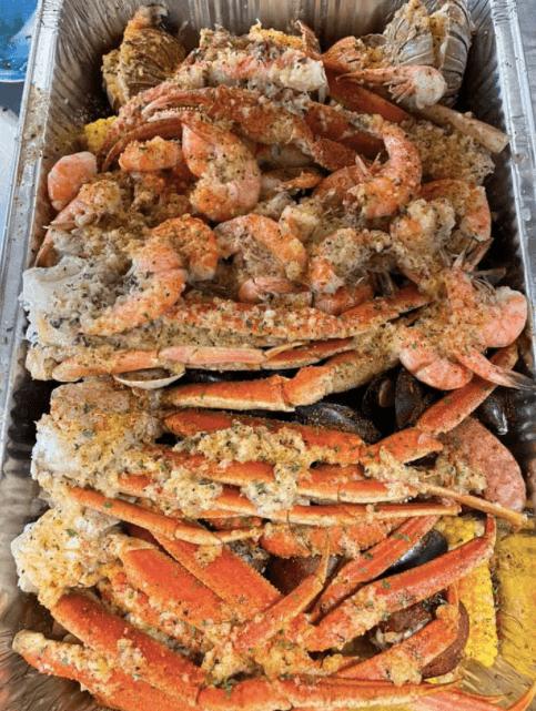 Beachside Seafood Indialantic, FL