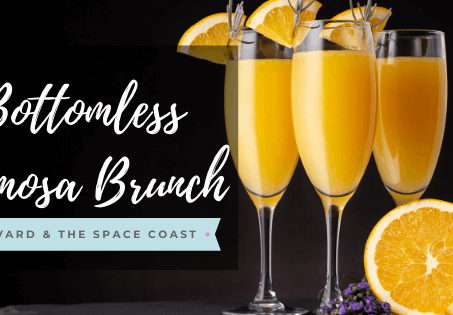 Bottomless Mimosa Brunch Near Me: Brevard County & The Space Coast