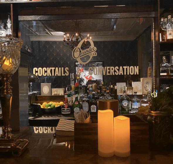 The Oleander Club for Nightlife in EGAD