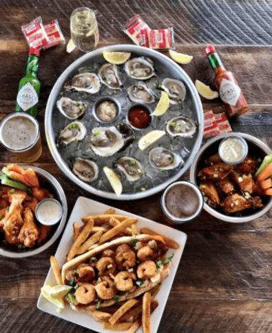 Bunkys Seafood Restaurant Indialantic Fl