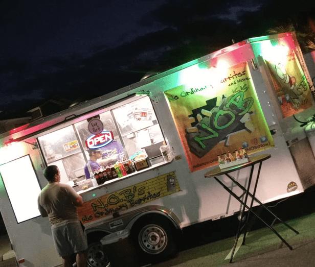 NOB's - No Ordinary Burritos Food Truck