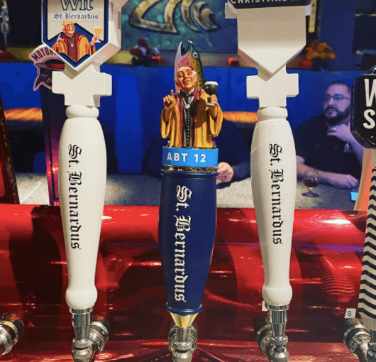 Large tap selection at Rising Tide and Tapp in Cape Canaveral