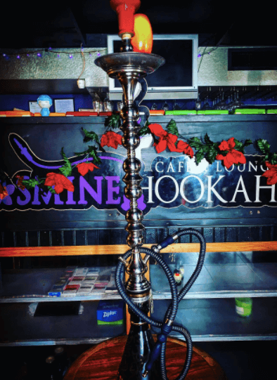 Jasmine Hookah in Downtown Melbourne
