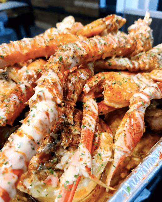 Q's Crackin' Crab & Seafood Kitchen