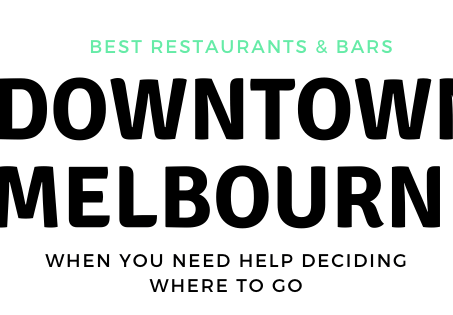 BEST IN THE SPACE COAST: DOWNTOWN MELBOURNE, FL Restaurants, Bars & Live Music