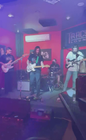 Live music at Tracy's Lounge in Melbourne, FL