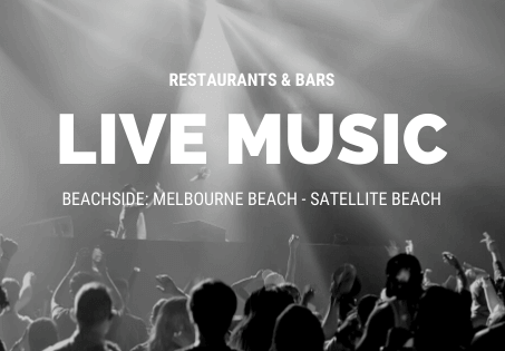 Live music near Melbourne, FL: Live music venues around the Space Coast