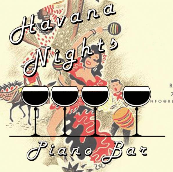 Havana Nights Piano Bar: Nightlife  in Vero Beach, FL