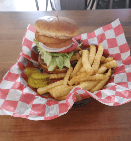 Hamburger Restaurants Vero Beach: Greedy's
