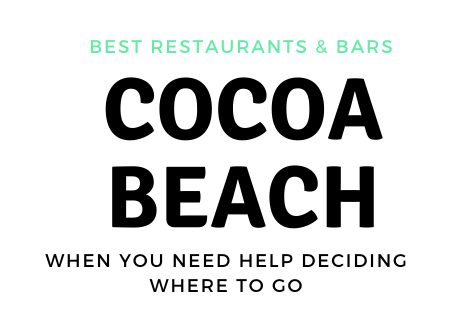 BEST IN THE SPACE COAST: COCOA BEACH, FL Restaurants, Bars & Live music