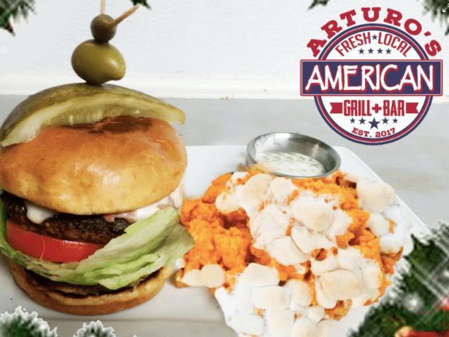 Best burgers in Vero: American Grill