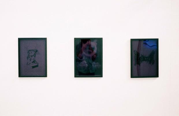 Dark glass series (ongoing)