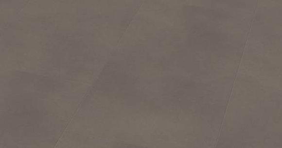 Wineo 800 tile. Плитка Темно-серая Сплошная