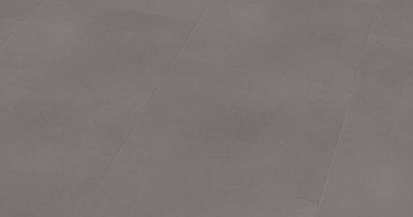 Wineo 800 tile. Плитка Серая Сплошная