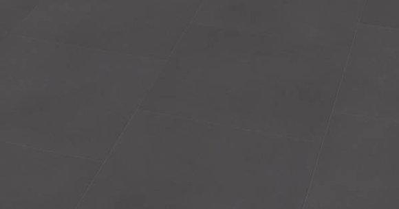 Wineo 800 tile. Плитка Темная Сплошная
