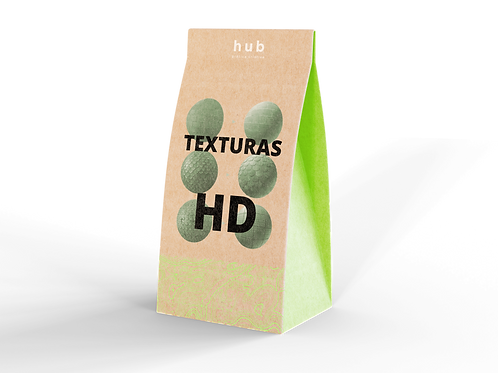 Biblioteca de Texturas HD