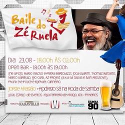 Baile do Zé Ruela
