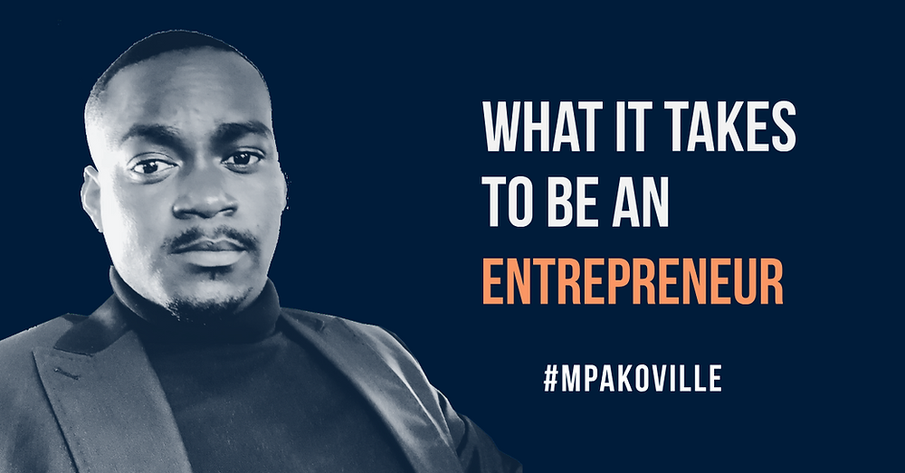 things to know about entrepreneurship, being an entrepreneur