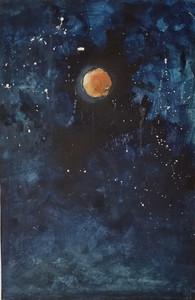 Blood Wolf Moon, NM