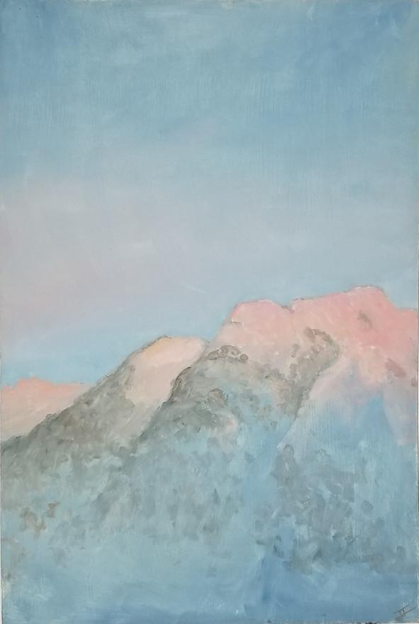 Morning Peaks, UT