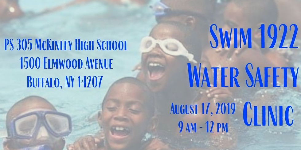 Swim 1922 Water Safety Clinic