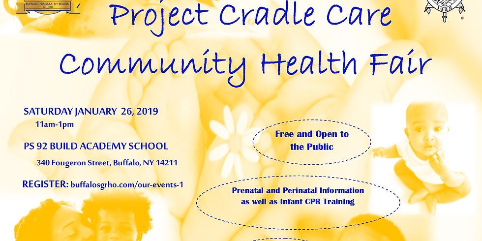 Project Cradle Care Community Health Fair