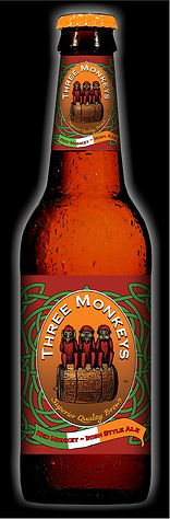 Red Monkey-Irish Style Ale - Sweet Irish Style Ale, Happy St. Patrick's Day!