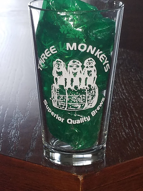 Classic Monkey Nation! 16 OZ Pint Glass