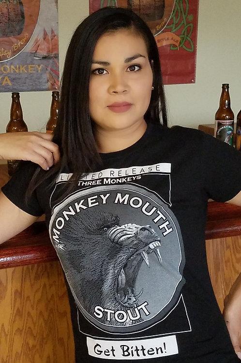 Monkey Mouth Stout T-Shirt Women