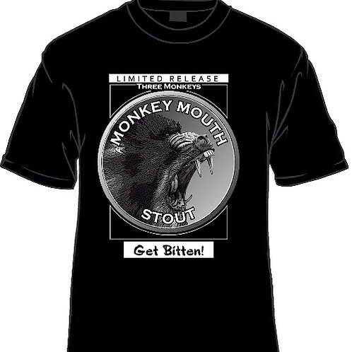 Monkey Mouth Stout T-Shirt Men