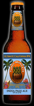 Ultimate California Gold Monkey IPA