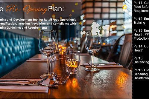 Colorado ReOpening Planning Tool