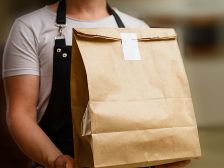 The Safety of Food Delivery