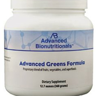 Advanced BioNutritionals Greens Formula