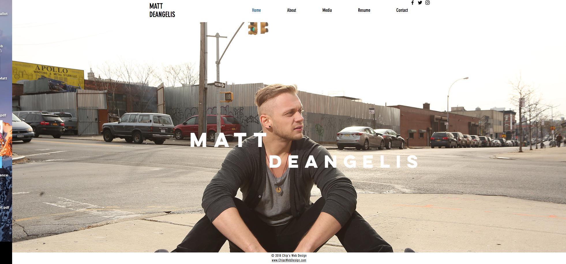 Matt Deangelis