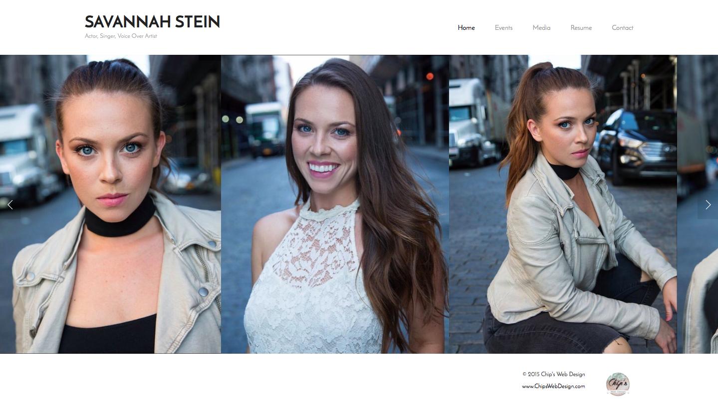 Savannah Stein