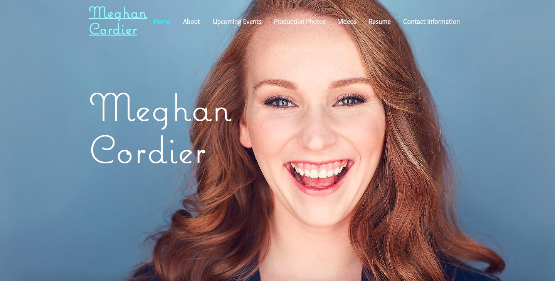 Meghan Cordier