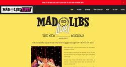 MAD LIBS LIVE!