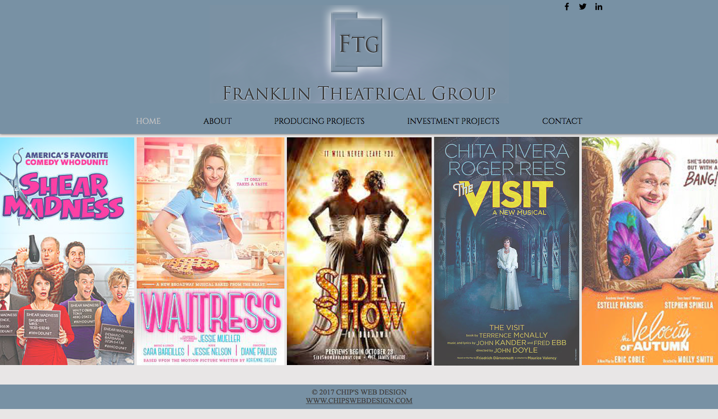 Franklin Theatrical Group