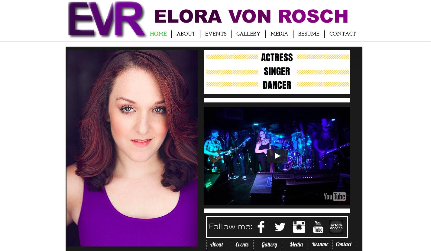 Elora Von Rosch