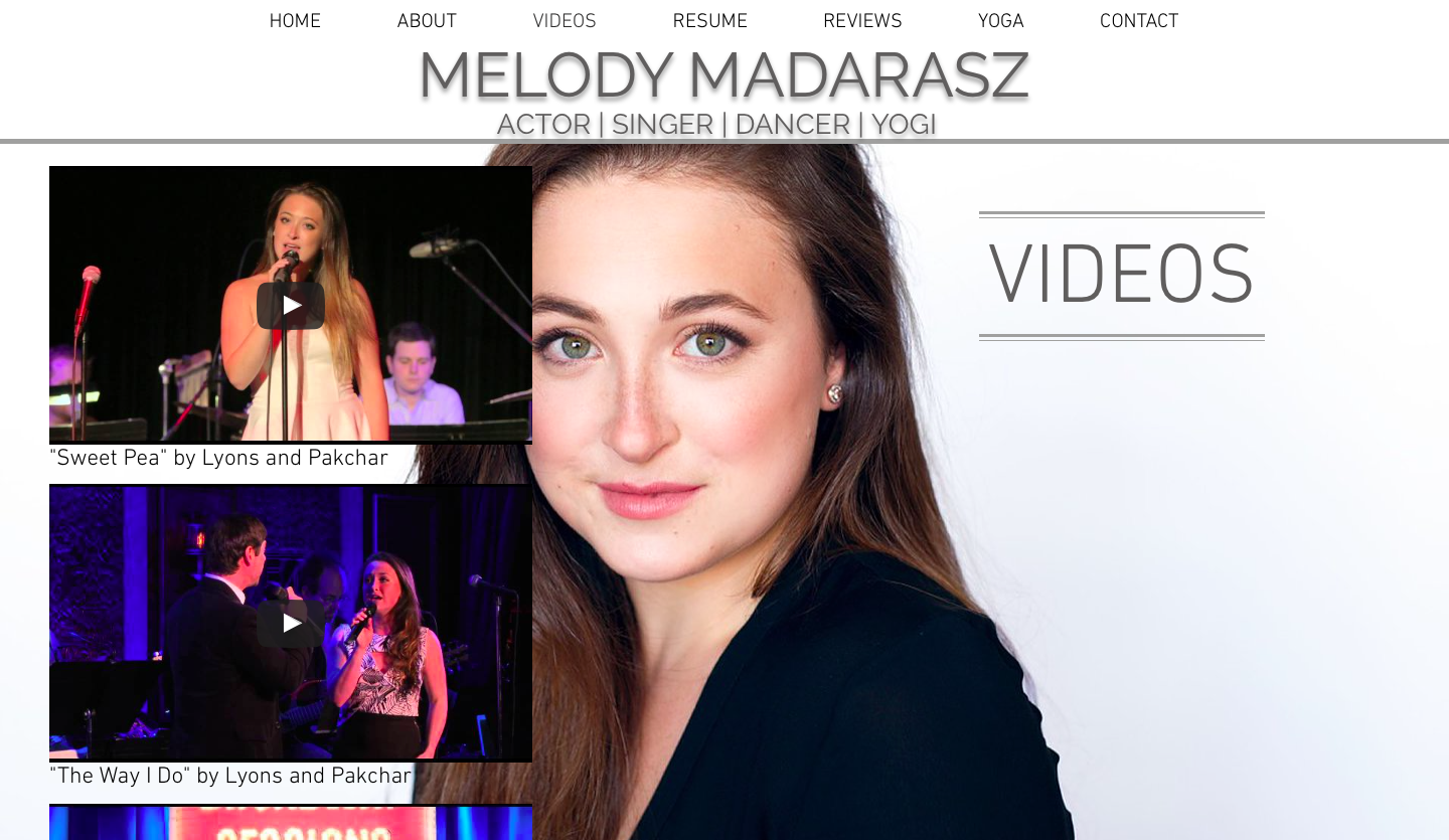 Melody Madarasz