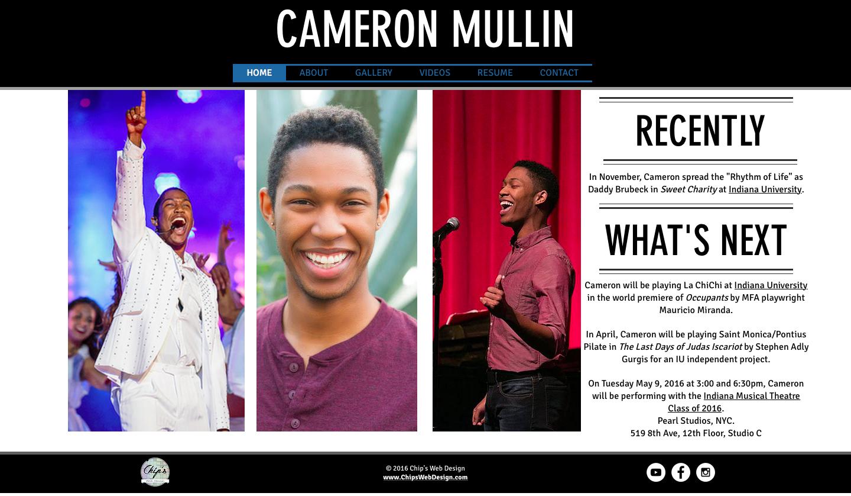 Cameron Mullin