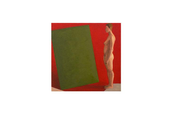 Frau mit monochromem Bild 2.jpg