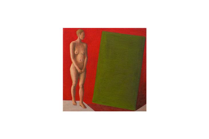 Frau mit monochromem Bild 1.jpg