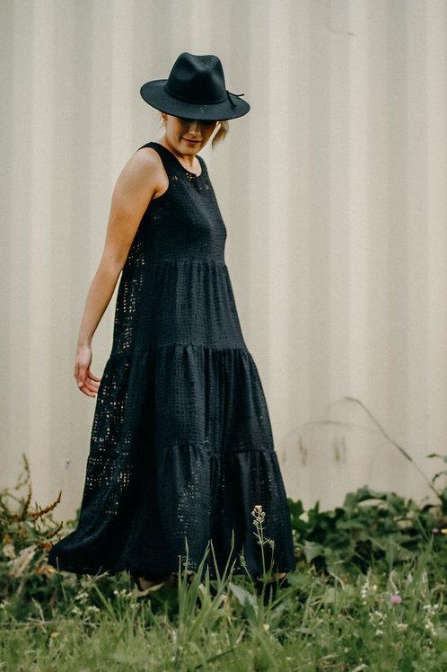 RUBY LONG SINGLET STYLE MAXI DRESS